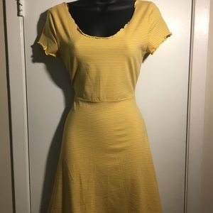NWT | Sweet Yellow dress